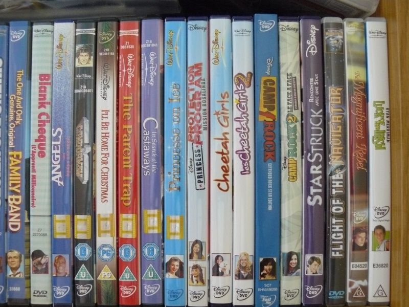 [Photos] Postez les photos de votre collection de DVD et Blu-ray Disney ! - Page 4 P6210
