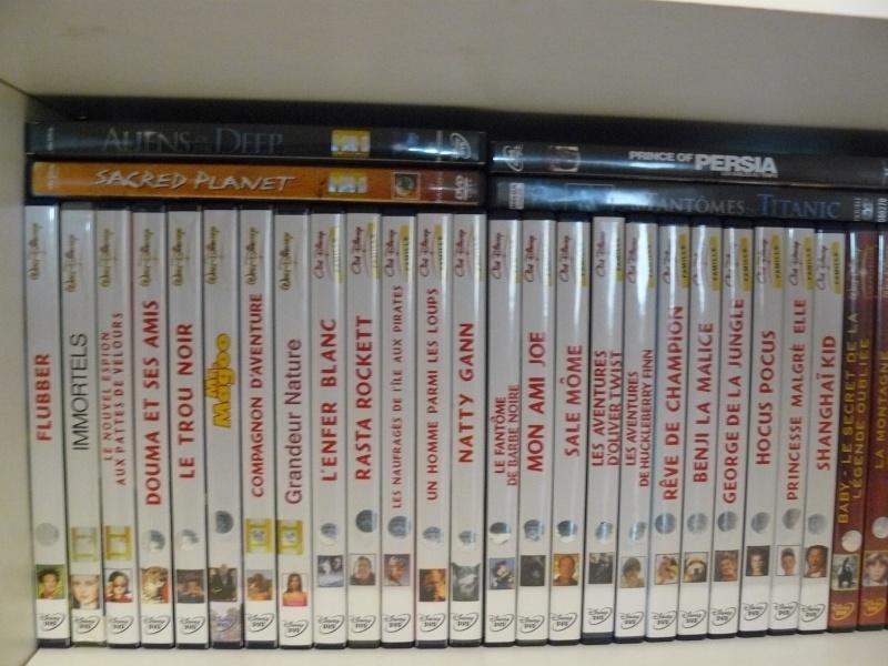 [Photos] Postez les photos de votre collection de DVD et Blu-ray Disney ! - Page 4 P8110