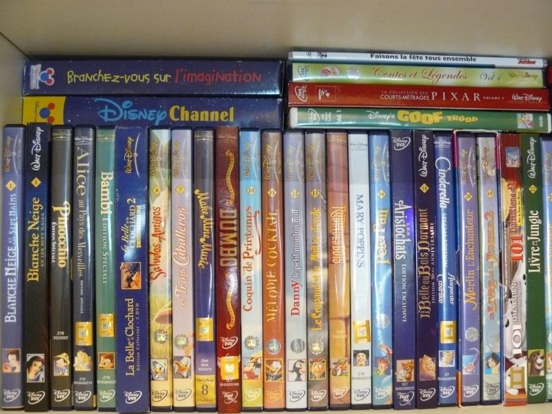 [Photos] Postez les photos de votre collection de DVD et Blu-ray Disney ! - Page 4 P9010
