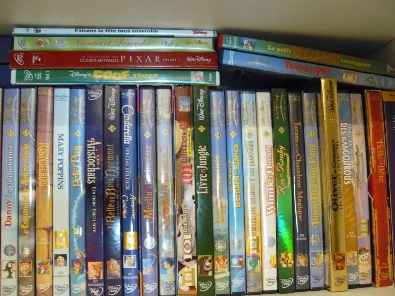 [Photos] Postez les photos de votre collection de DVD et Blu-ray Disney ! - Page 4 P9110
