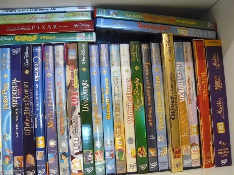 [Photos] Postez les photos de votre collection de DVD et Blu-ray Disney ! - Page 4 P9210