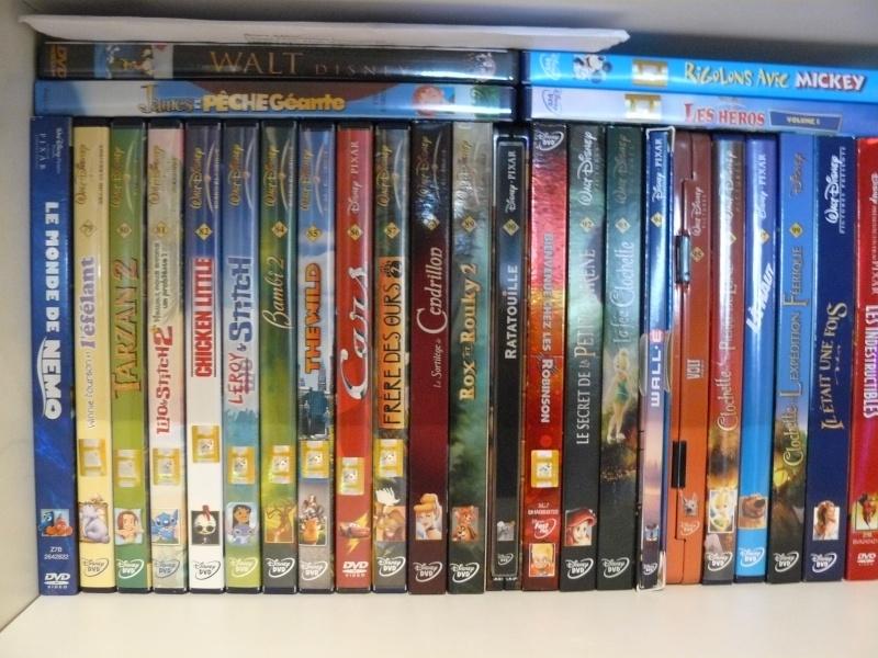[Photos] Postez les photos de votre collection de DVD et Blu-ray Disney ! - Page 4 P9310