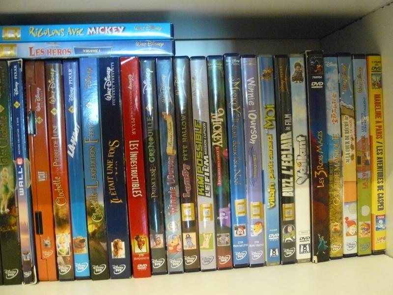 [Photos] Postez les photos de votre collection de DVD et Blu-ray Disney ! - Page 4 P9410