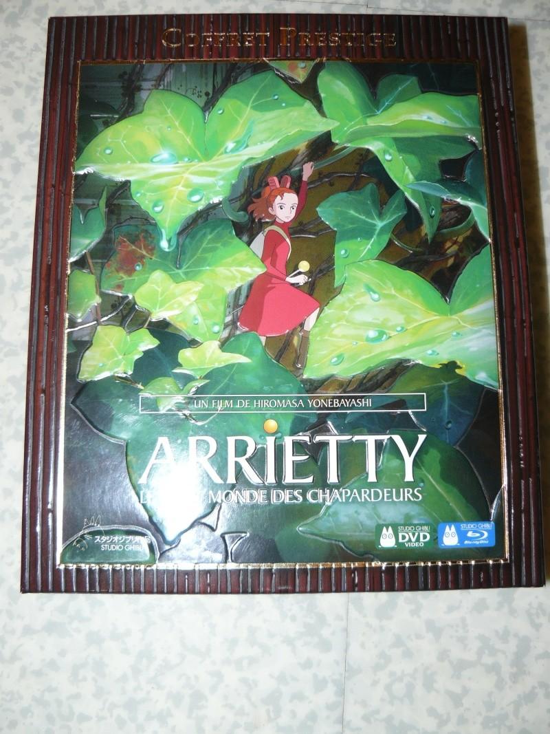 [Photos] Postez les photos de votre collection de DVD et Blu-ray Disney ! - Page 4 P9710
