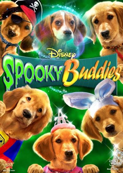 """[Disney] La Saga """"Air Bud"""" (2 films + 12 suites vidéos de 1997 à 2012) - Page 2 Spooky10"""