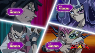Possible Yuugiou Connection To Past Sagas? Part 1 Zexal10