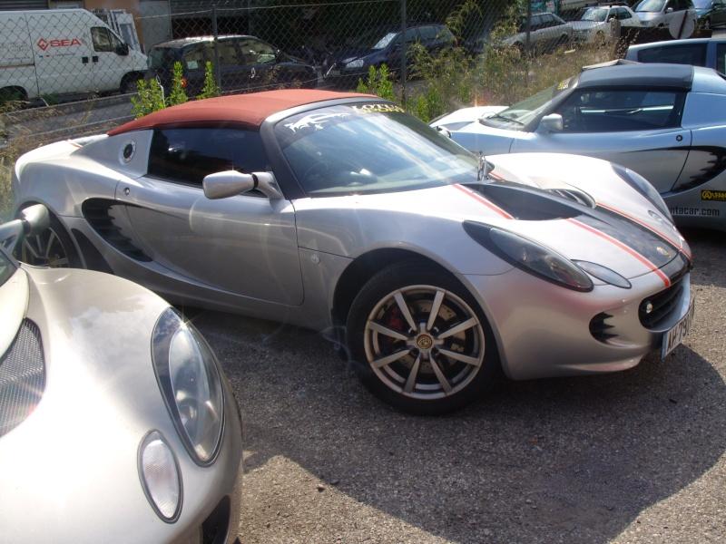 [VENDU] Lotus Elise S2 Sport Tourer Ss851010