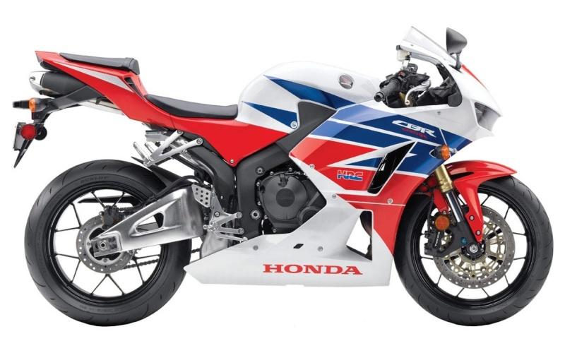 Honda 600 CBR RR - Page 2 2013-h11