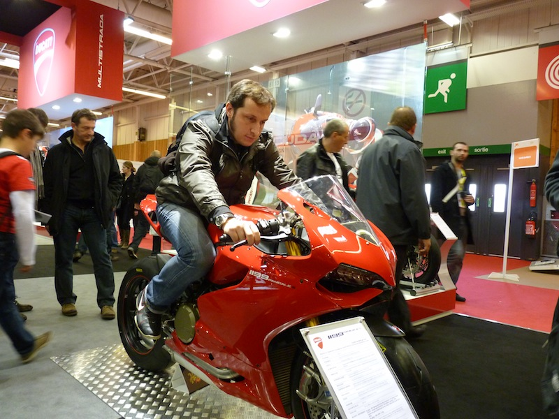 Salon de la Moto : Paris 2011... - Page 3 P1050510