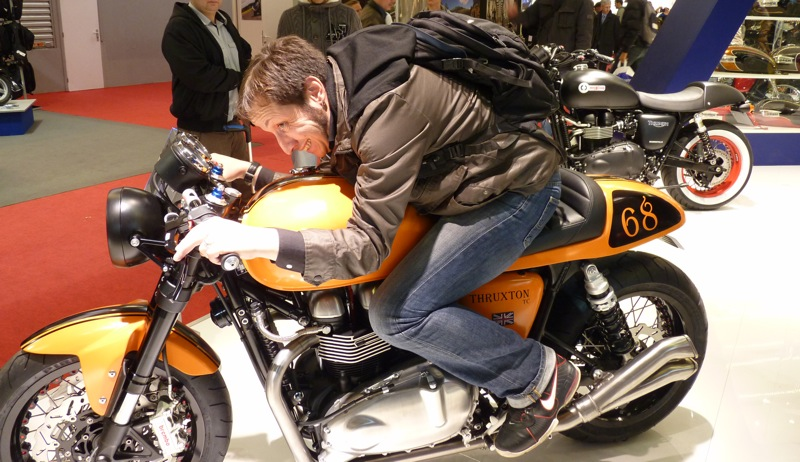 Salon de la Moto : Paris 2011... - Page 2 P1050614