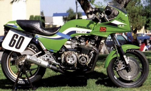 Kawasaki 10R Rainey Tribute  Rainey10