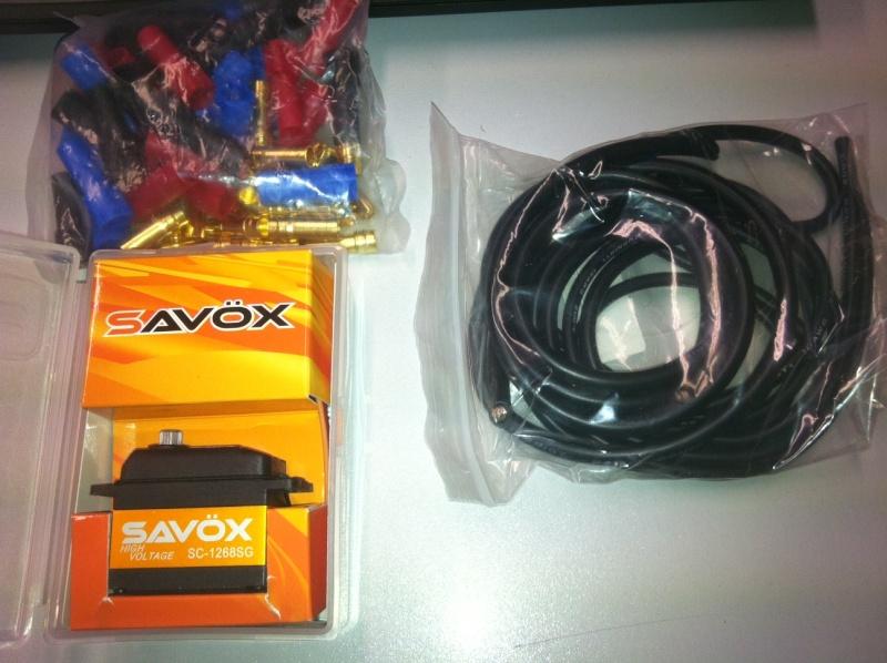 """Mon Savage """"Flux""""monté pièce par piece! Savox10"""