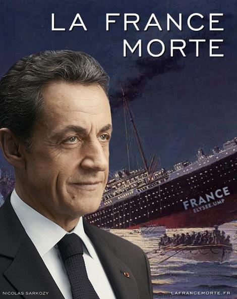 Sarkozy a couté 600 milliards d'euros à la France Lafran10