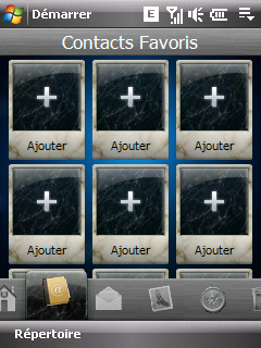 contacts - Rom manila FR by PD (Mise à jour du 18/12/08) Screen12