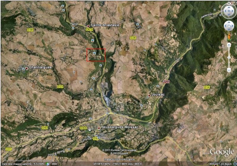 Les habitats préhistoriques de Cuze (Neussargues Moissac) Cuze10