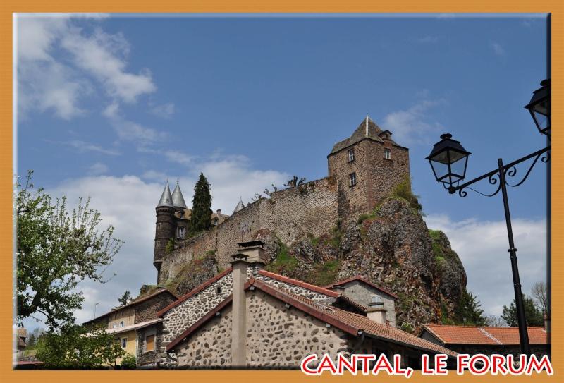 Le chateau du Sailhant et sa cascade Dsc_0710