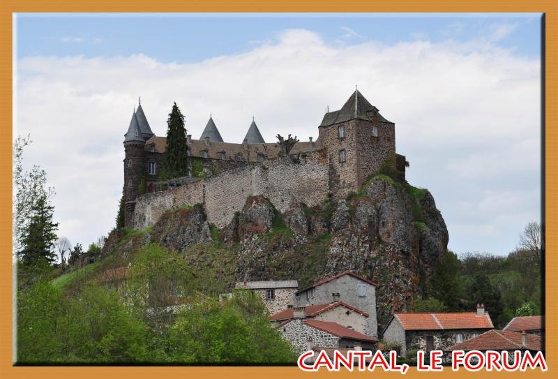 Le chateau du Sailhant et sa cascade Dsc_0712
