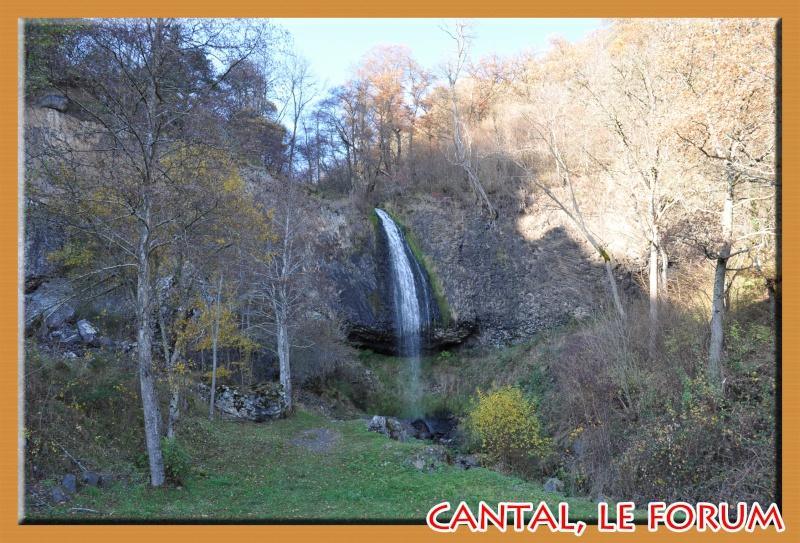 La cascade du Cheylat (Celles) Dsc_7310