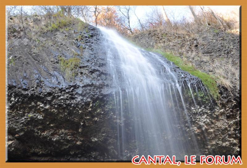 La cascade du Cheylat (Celles) Dsc_7311