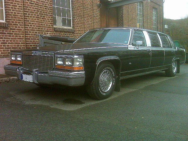Cadillac M.G. - Zufallssichtung 1119