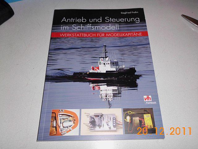 Graupner Sea-Commander 1/20 - Robbe Schlepper Neptun - eine Art Tagebuch - Seite 11 1129