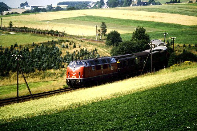 Baureihe 221 / V200.1 der DB 1134