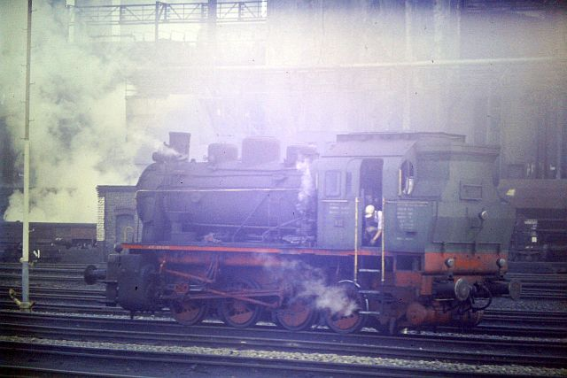Dampfbetrieb in Alsdorf - 1986 - 1987 1149