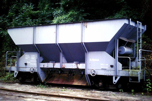 Die Brohltalbahn - Ein Besuch im Sommer 1987 und am 25.04.2019 erneut 1154