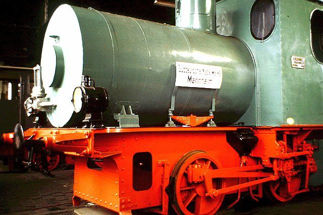 Dampfspeicherloks 1157