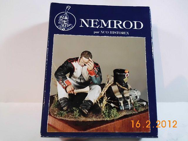 Nemrod 54090 - Brief von Zuhause - Resin 54mm Vorstellung 1172