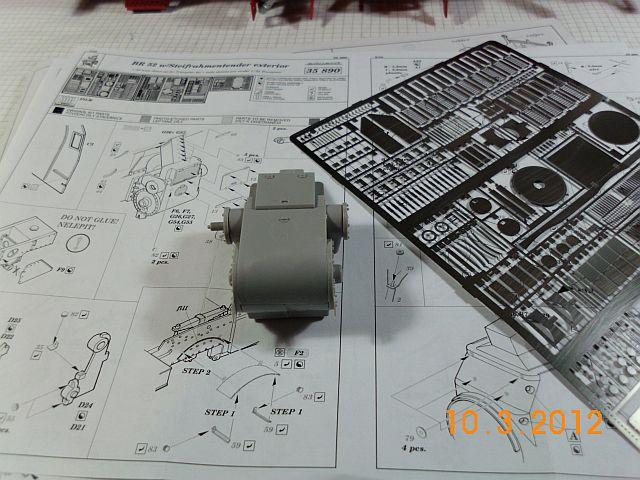 Dampflok 50kab auf Basis Trumpeter BR 52 in 1/35 - Baubericht - Seite 2 1191