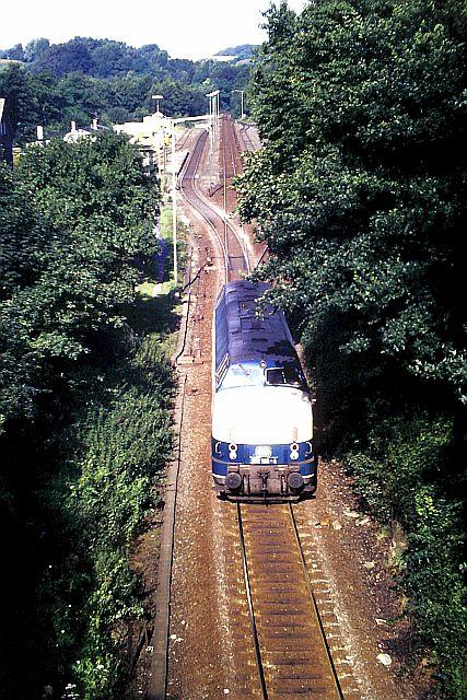 Baureihe 221 / V200.1 der DB 1216
