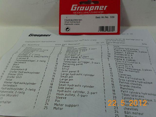 Baubericht Graupner Littorina - Fertig 1251