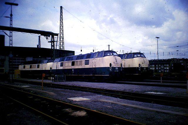 Baureihe 221 / V200.1 der DB 1314