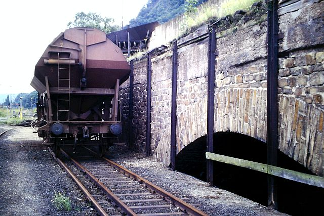 Die Brohltalbahn - Ein Besuch im Sommer 1987 und am 25.04.2019 erneut 1315