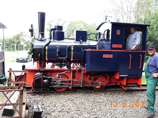 25 Jahre AG Muttenthalbahn e.V.  1410