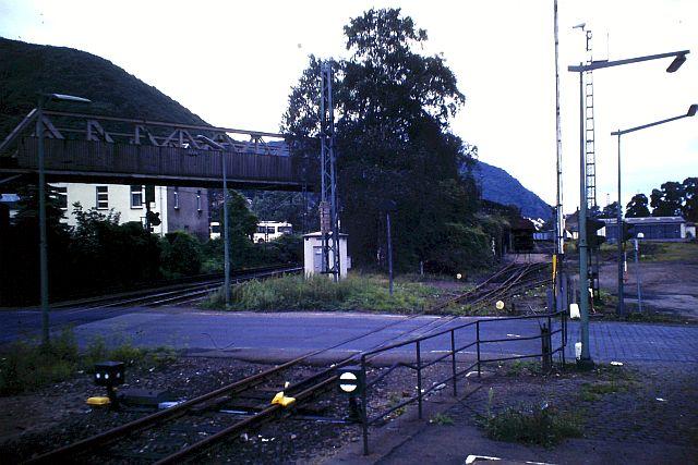Die Brohltalbahn - Ein Besuch im Sommer 1987 und am 25.04.2019 erneut 1415