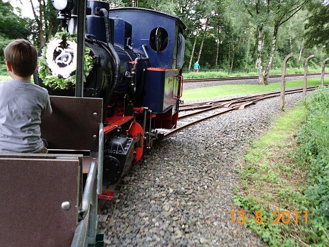 25 Jahre AG Muttenthalbahn e.V.  1910