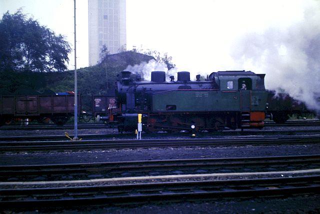 Dampfbetrieb in Alsdorf - 1986 - 1987 1_anna11