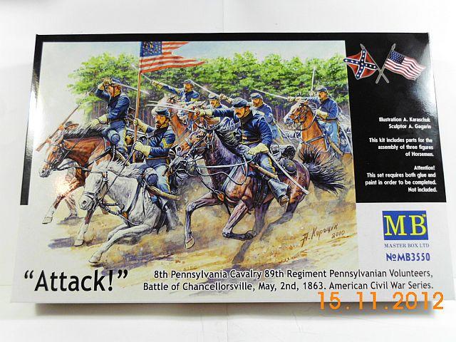 MasterBox 3550 - Attack! - 1/35 - Vorstellung 1_kist10