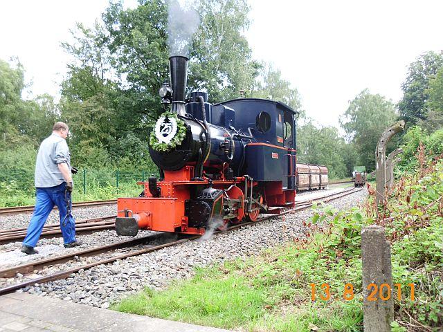 25 Jahre AG Muttenthalbahn e.V.  2010