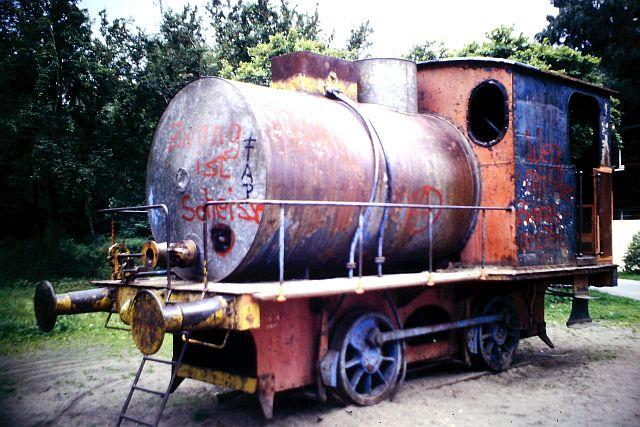 Dampfspeicherloks 2109