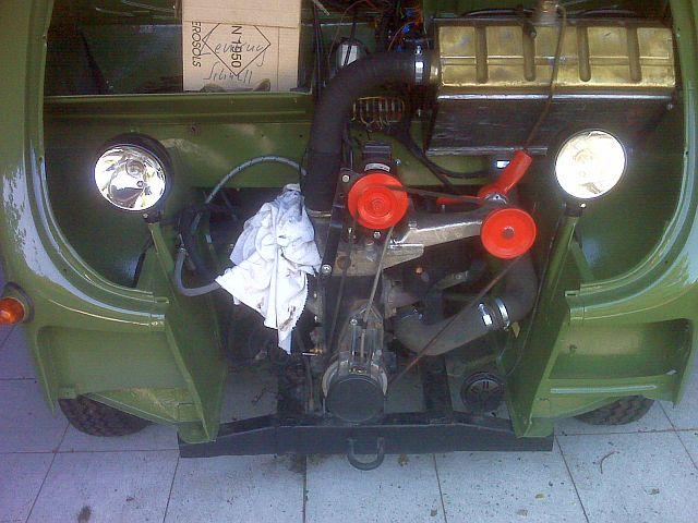 DKW F800 Schnelllaster in Aufarbeit - Vorbildfotos 211