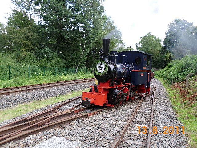 25 Jahre AG Muttenthalbahn e.V.  2110