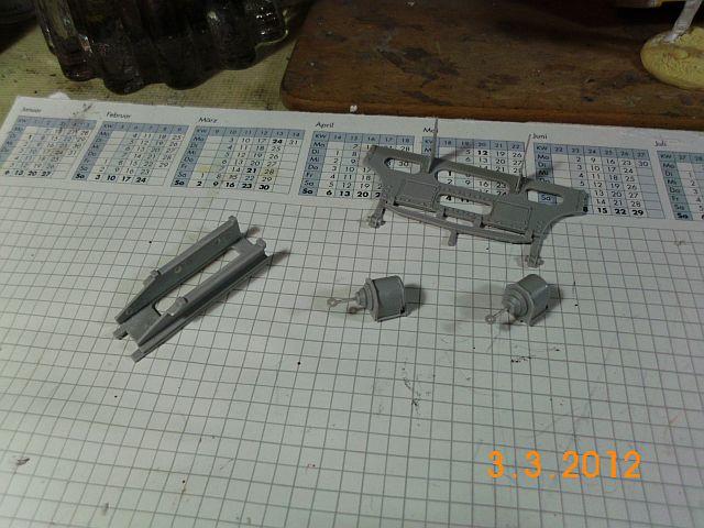 Dampflok 50kab auf Basis Trumpeter BR 52 in 1/35 - Baubericht - Seite 2 2136