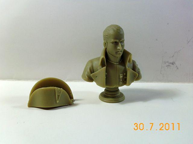 Verlinden 647 - Büste 01 Napoleon Superscale 120mm Vorstellung 220