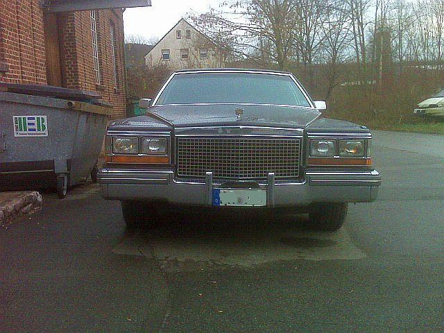 Cadillac M.G. - Zufallssichtung 281