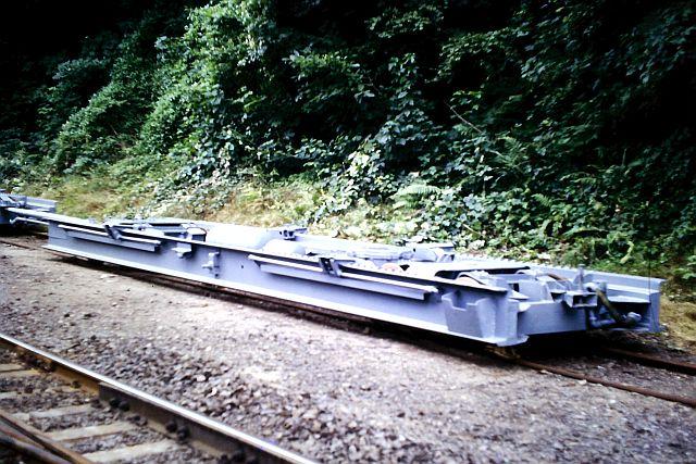 Die Brohltalbahn - Ein Besuch im Sommer 1987 und am 25.04.2019 erneut 294