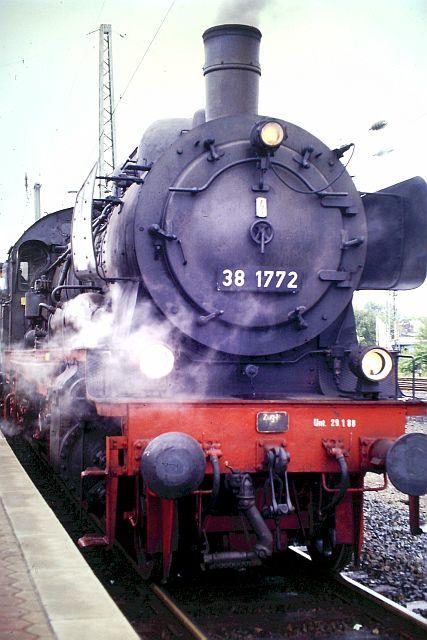 Dampfbetrieb in Alsdorf - 1986 - 1987 2_38_110