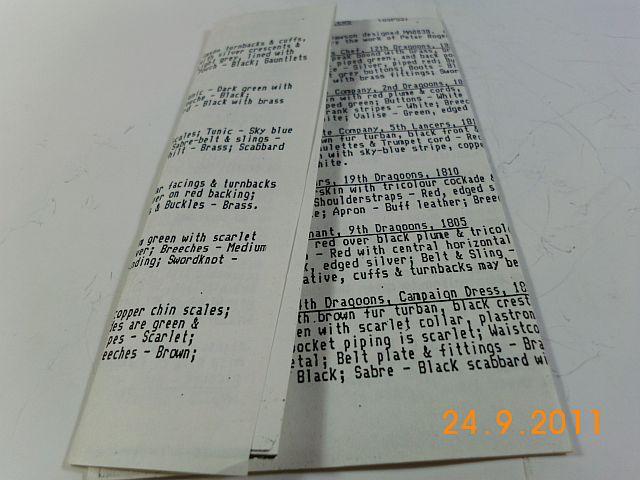 New Hope Design MA77 - Neapolitanischer DrumMajor 1811 - Vorstellung 2_anle10
